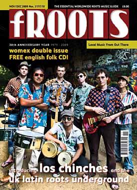 Folk music magazines